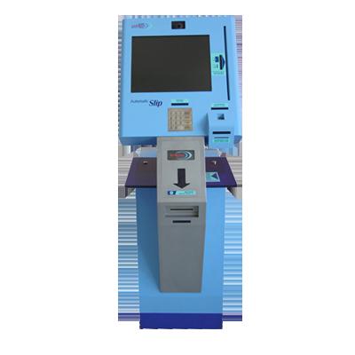 Intellgent Queuing System - Bank